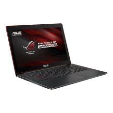 ASUS Intel® Core™ i7-4750HQ Processor 2 GHz (6M Cache, up to 3.20 GHz) Aluminum, Black