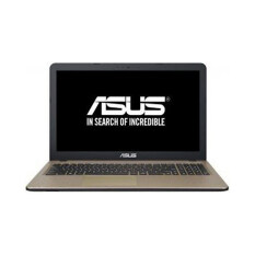 ASUS แล็ปท็อป รุ่น K441UV-WX044D/i5- 6200U 2.3G/4G/500G/V2G/DOS (Chocolate Black)