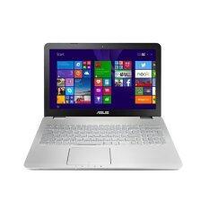 Asus N551JM-CN107H i7-4710,8GB,1TB+24GSSD,NVIDIA GTX860M,Win8.1 - Grey