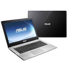 ASUS Notebook K455LA-WX610D i3-4005U 1.7GHz/ 4GB/ 500GB/ DOS (Black)
