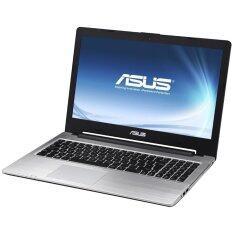 """ASUS Notebook K455LF-WX036D Intel® Core™ i3-4005U 4GB 1TB 14.0"""" (Matt Black texture & IMR)"""