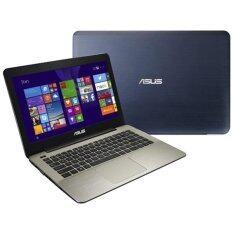 Asus Notebook K455LN-WX029D i5-5200U 2.2GH 4G 1TB V2G 8X Dos (Blue Metal)