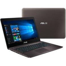 ASUS Notebook K456UR-WX004D i5-6200U 2.3GH/4GB/1TB/GT930MX 2G (Brown)