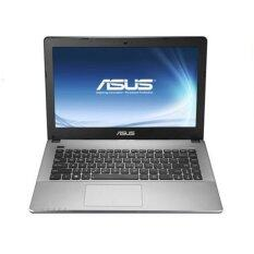 Asus Notebook K555LN-XX141D i7-4510U 2GH 4G 1TB V2G 8X Dos (Black)