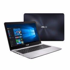 "ASUS Notebook K556UR-XX489 15.6"" i5-7200U 2.5GH 4GB/1TB V2G EL (Dark Blue)"