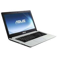 Asus Notebook X455LJ-WX083D i3-5010U 2.1GH 4G 1TB V2G Dos 8X - White