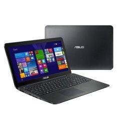 """ASUS Notebook -X554SJ-XX047D 15.6""""/PQC N3700/4GB/500GB/920M 2G (Black)"""
