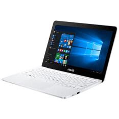"""ASUS VivoBook E200HA-FD0045T 11.6"""" ATM Z8350 1.44G 4G 32G*2 W10 (White)"""