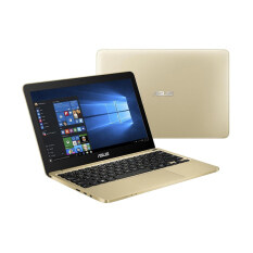 "ASUS VivoBook E200HA-FD0046T 11.6"" ATM Z8350 1.44G 4G 32G*2 W10 (Gold)"