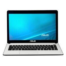 """Asus X453SA-WX062D Dual-Core Celeron N3050 4GB 14"""" (White)"""