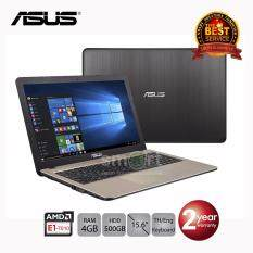 "Asus X540YA-XX187D AMD E1-7010/4GB/500GB/15.6""/DOS (Chocolate Black)"