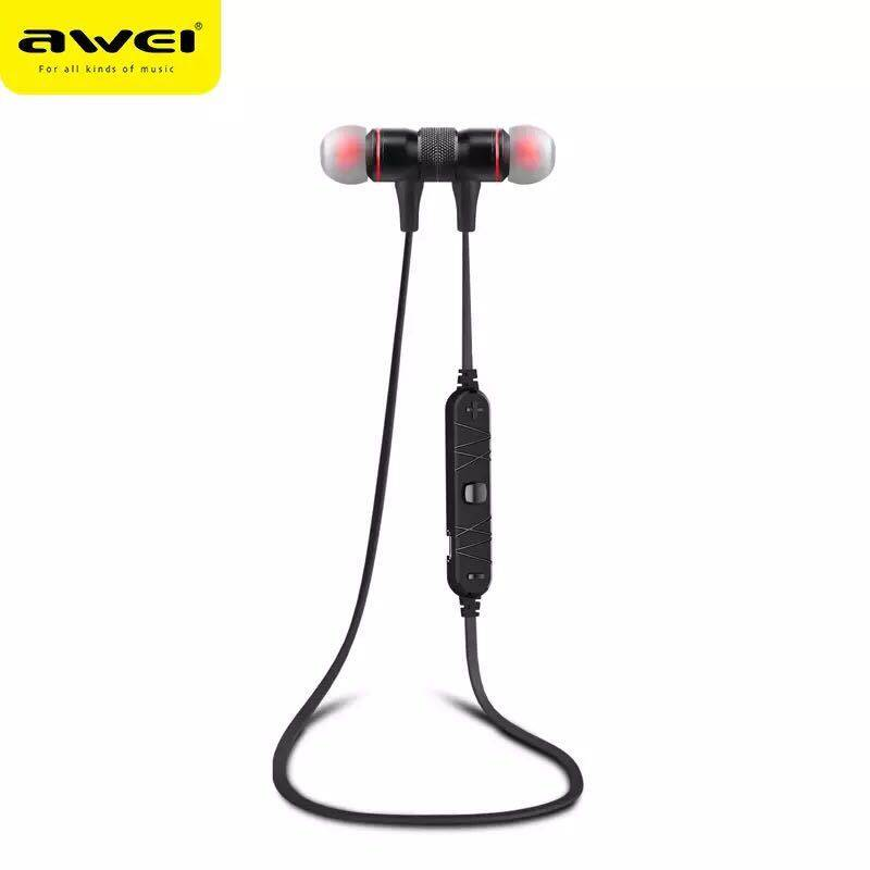 AWEI A920BL Wireless Headsets Sports Stereo Earphones