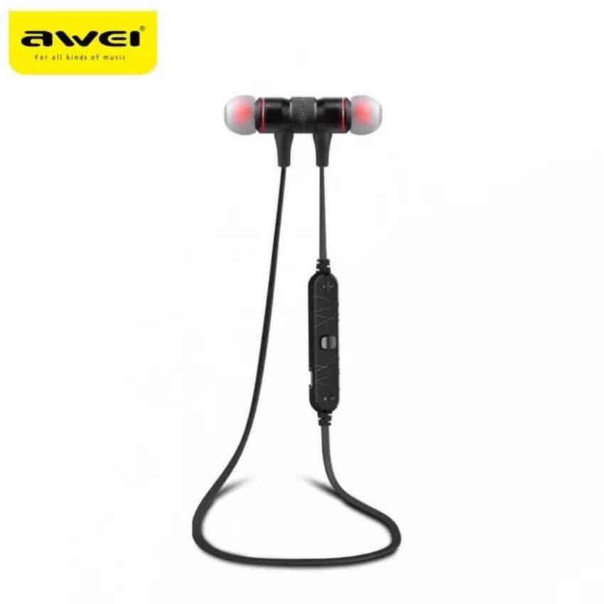 Awei หูฟังบลูทูธ Bluetooth smart sports headphones A920BL image