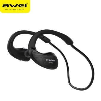 AWEI Wireless WaterProof Stereo Headset A885BL IPX4 Level (ดำ)