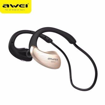 AWEI Wireless WaterProof Stereo Headset A885BL IPX4 Level