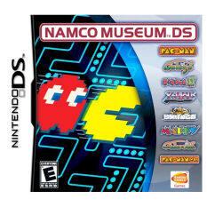 Bandai Namco Museum - Nintendo DS (Intl)
