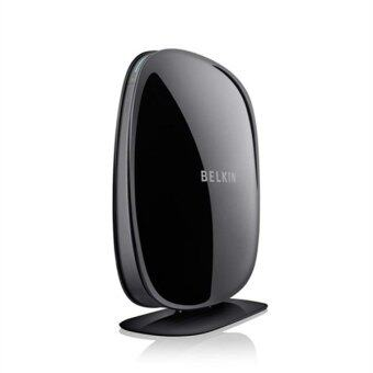 Belkin N600 DB Wireless Dual-Band N+ Router F9K1102zb - Black