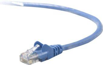 Belkin UTP Patch Snagless Cat5e RJ-45 Networking Cable - 10 Meter - Blue