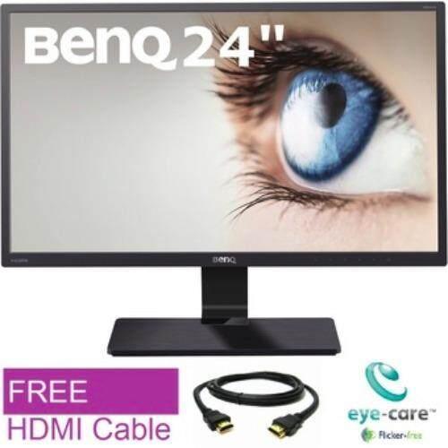 BenQ Monitor GW2470H 23.8 Widescreen LED VA Panel Dual HDMI