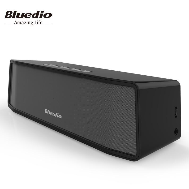 Bluedio BS-2 (Camel) Mini Bluetooth Speaker Portable Wireless Speaker Home Theater Sound System 3D Stereo Music Surround - intl