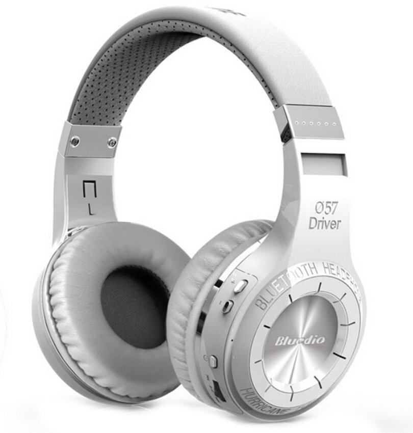 Bluedio HT Wireless Bluetooth 4.1 Headphones (White)