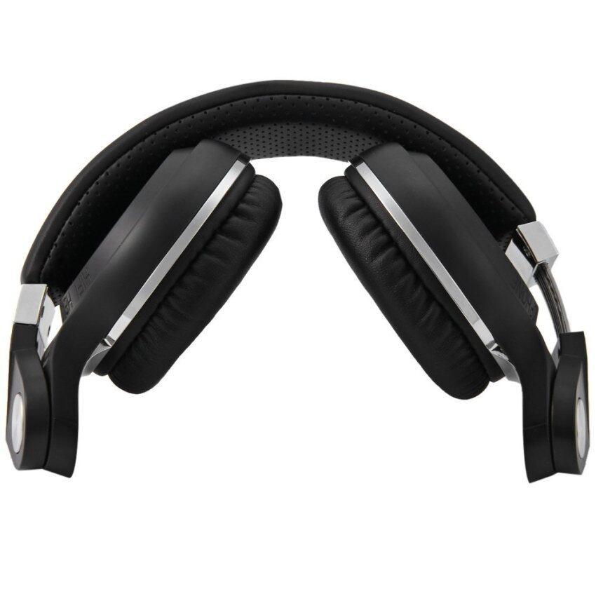 Bluedio T2+ Bluetooth 4.1 Headphone for Smartphones (Black)