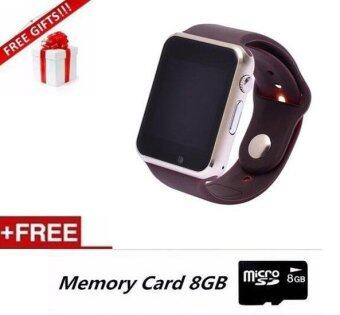 Bluetooth A1 Smart Watch Android Electronics Waterproof SmartWatch Support Video Recording - intl
