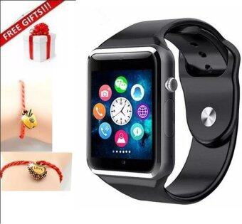 Bluetooth A1 Smart Watch Android Electronics Waterproof SmartWatch Wearable Device Phone - intl