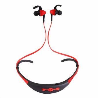 หูฟังไร้สาย Bluetooth รุ่น BT-54 ใหม่ล่าสุด (สีแดง) - intl