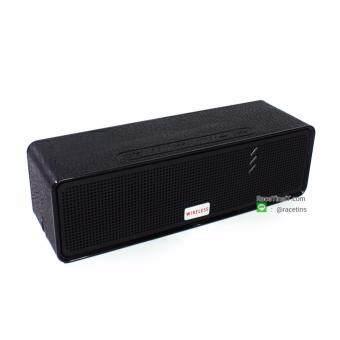 ราคา Bluetooth Speakers SLC-018 ลำโพงบลูทูธพกพา รองรับ TF Card Handsfree 3.5mm AUX For PC
