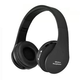 Bluetooth Stereo Headset Foldable Headphones Wireless Sport Bluetooth Earphones - intl