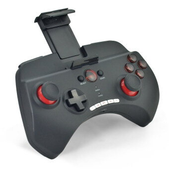 Bluetooth Wireless Game Controller Gamepad Joystick for iPhone / iPod / iPad / Android Phone / Tablet PC (Black)