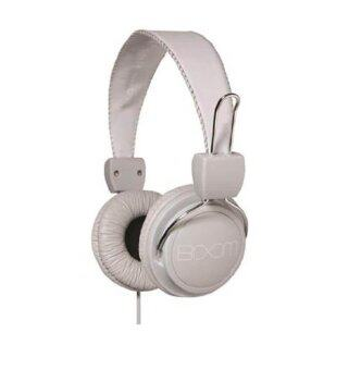 Boom RGGW Renegade Over-Ear Headphones - Grey And White - intl
