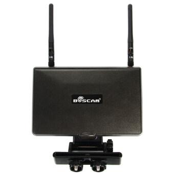 "Boscam Galaxy D2 7"" 5.8G HD 800*480p FPV Receiver LCD Monitor Dual Antenna"