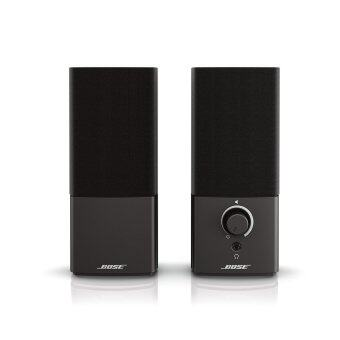 Bose ลำโพงคอมพิวเตอร์ Bose Companion® 2 Series III multimedia speaker system