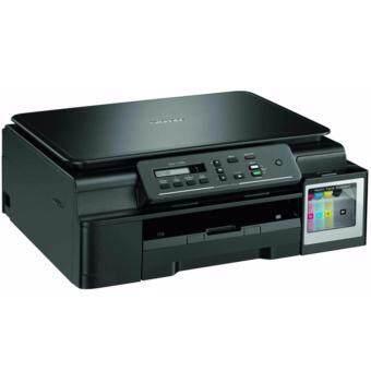 Brother DCP-T300 (Print/ Copy/ Scan) เครื่องเปล่าแถมหมึกชนิดพรีเมี่ยม +กระดาษโฟโต้ขนาด A6