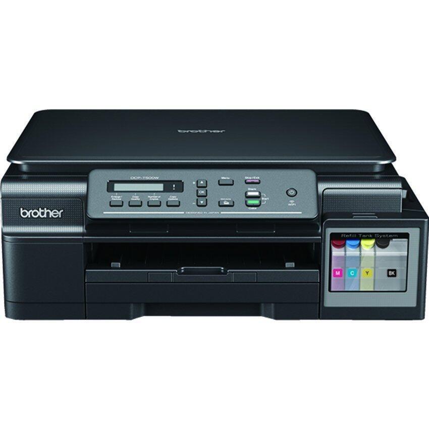 Brother DCP-T500W Refill Tank Printer (Black)