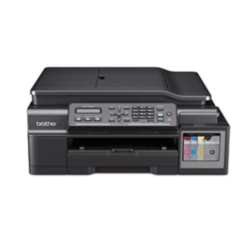 ปริ้นเตอร์ บราเธอร์ Brother MFC-T800W ระบบ InkTank พร้อมน้ำหมึก 4 สี