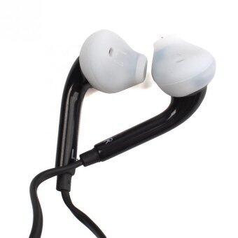 BUYINCOINS 3.5มม...ฟังหูฟังชุดหูฟังหูฟังกับไมค์สำหรับ Samsung GALAXY S6 i9800 S6 Edge