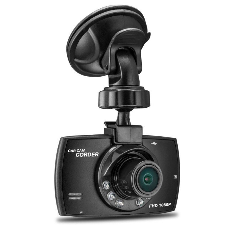 ด่วนCamera กล้องติดรถยนต์ HD DVR รุ่น G30C (สีดำ) กำลังลดราคา