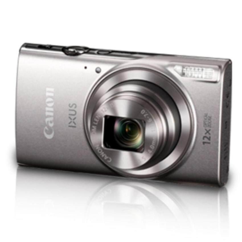 Canon กล้องดิจิตอลความละเอียด 20.2ล้าน ซูมแบบดิจิตอล 24x พร้อมเซ็นเซอร์ความไวสูง CMOS Wi ...
