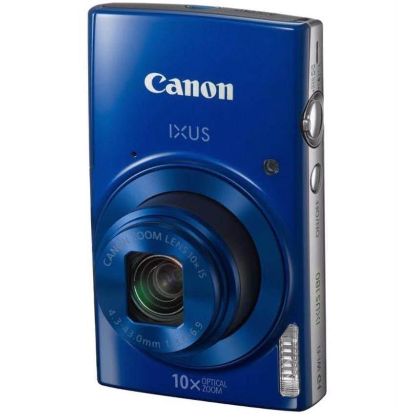 Canon กล้องดิจิตอล 20MP ซูม 10X รุ่น IXUS180 ...