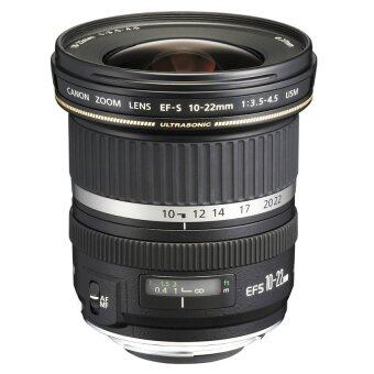 Canon EF-S 10-22mm f/3.5-4.5 USM Lens for Canon