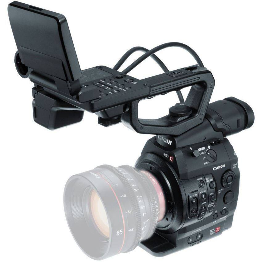 Canon EOS C300 Body PL Mount (Black) ...