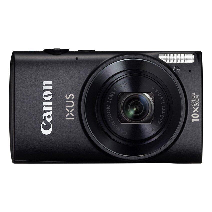 Canon IXUS 255HS - Black ...