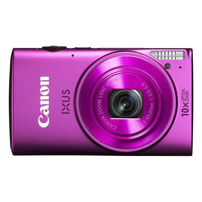 Canon IXUS 255HS - Pink ...