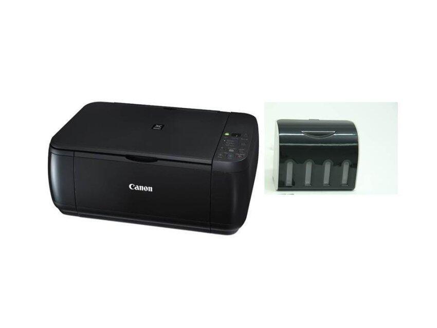 Canon PIXMA MP287 All in One Inkjet Printer ติดตั้ง TANK
