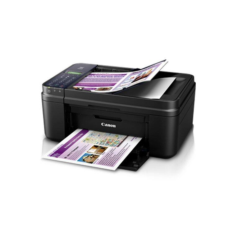 Canon Printer Inkjet All-In-One Pixma E480 (Black)