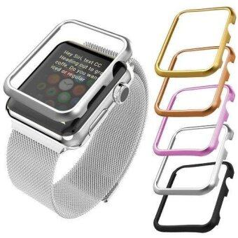 Case for Apple Watch Series 2 and 1 38mm Aluminum Alloy Case (Without Screen Cover) - intl