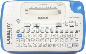 CASIO เครื่องพิมพ์ฉลาก รุ่น KL-120TH